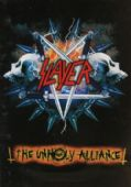 Slayer - 'The Unholy Alliance' Poster Flag